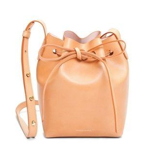 Baby Cammello Mansur Gabriel bucket bag